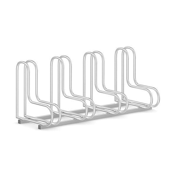 Metal Bicycle Rack - 3DOcean Item for Sale