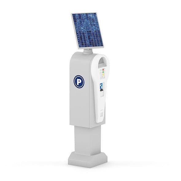 Solar Parking Meter