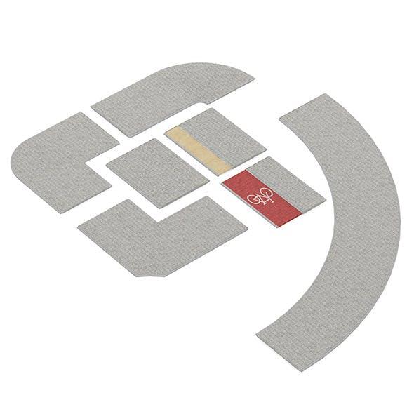 Sidewalk Elements Set - 3DOcean Item for Sale