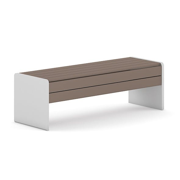 Wooden Bench 6