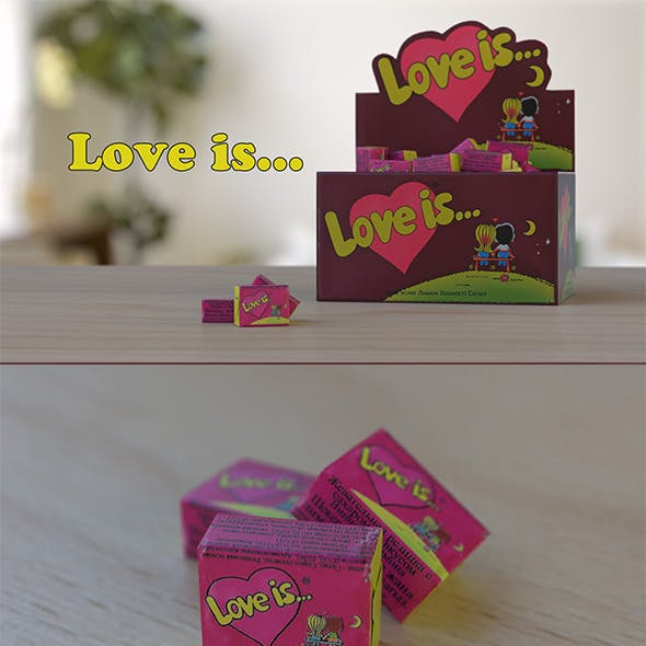 Gum Love Is