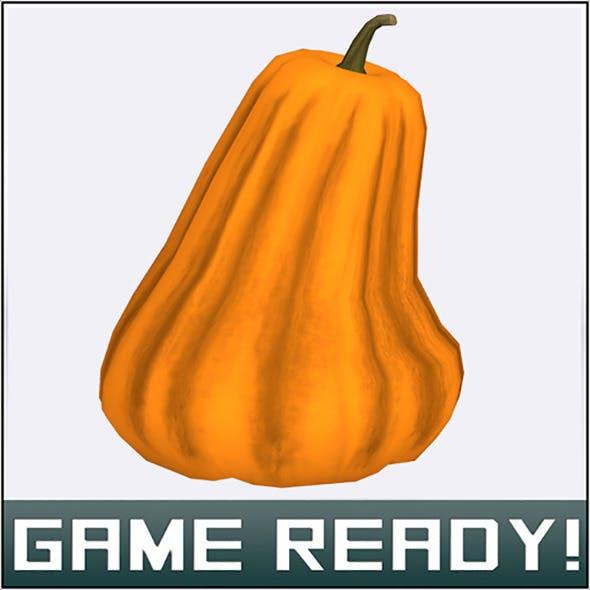 Autumn Pumpkin #3 - 3DOcean Item for Sale