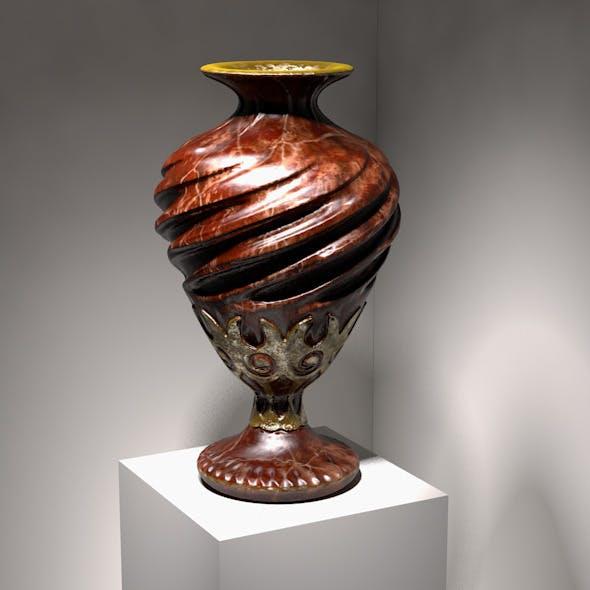 Deco Vase #3 - 3DOcean Item for Sale
