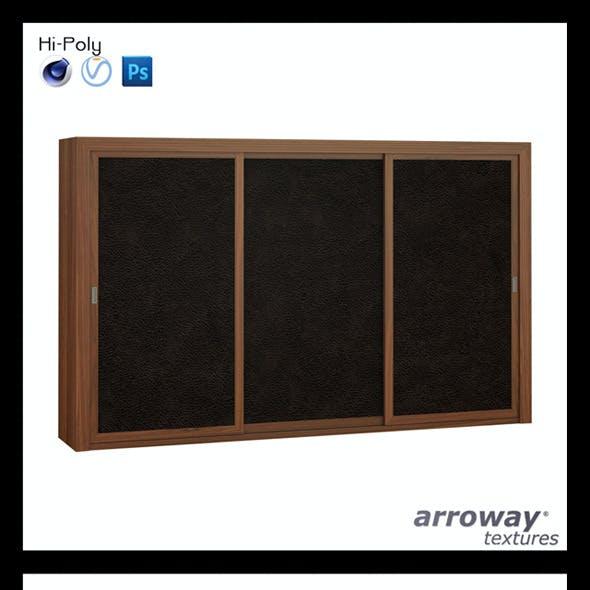 Triant Brown 013 Hi-Poly