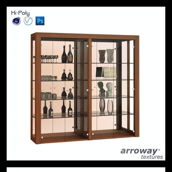 Triant Brown 131 Hi-Poly