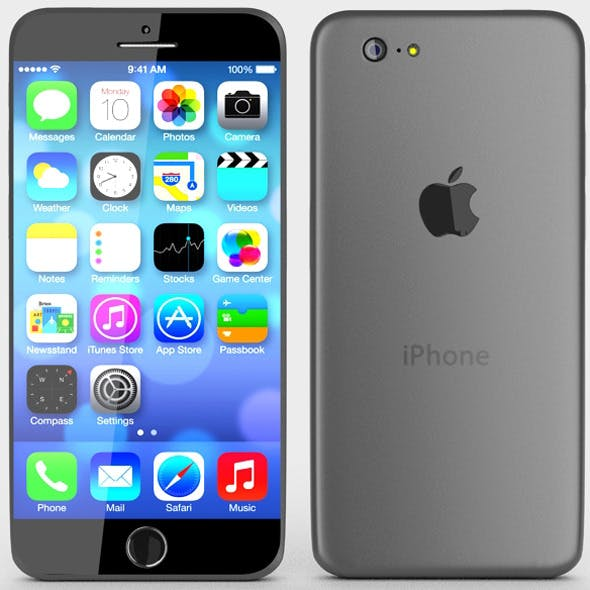 iPhone 6 - 3DOcean Item for Sale