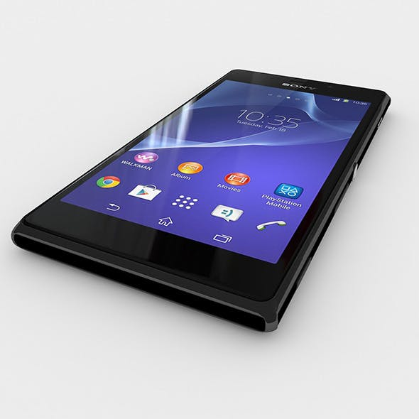 Sony Xperia M2 - 3DOcean Item for Sale