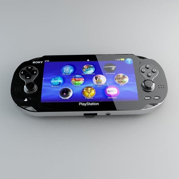 Sony NGP - 3DOcean Item for Sale