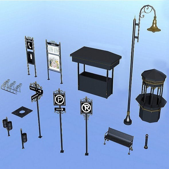 Urban accessories
