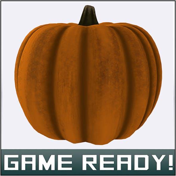Autumn Pumpkin #8 - 3DOcean Item for Sale