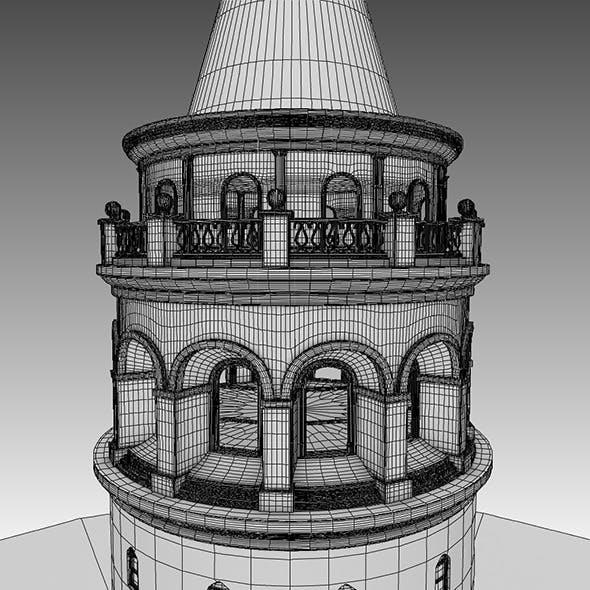 galata kulesi (galata tower)