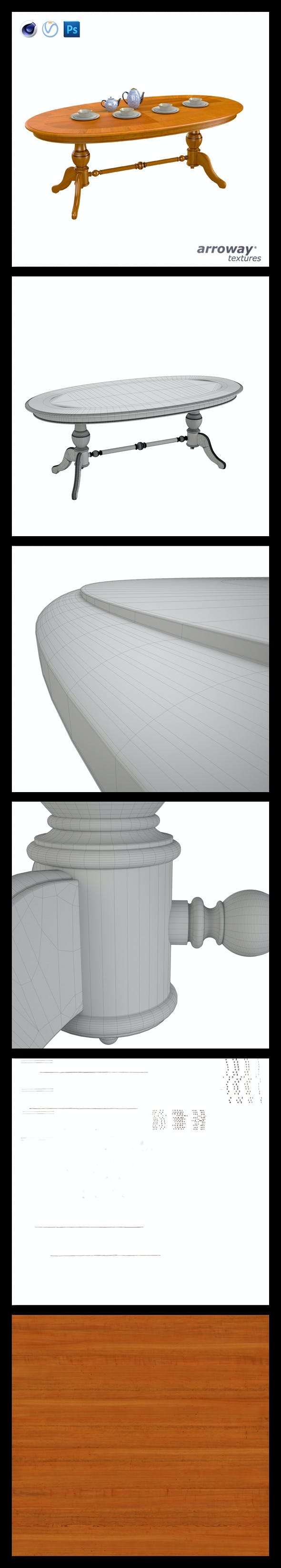 Triant Harmony 548 Hi-Poly - 3DOcean Item for Sale