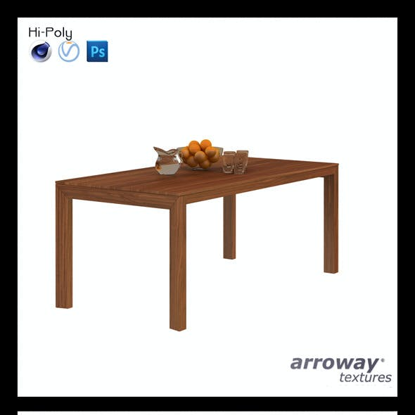 Triant Brown 526 Hi-Poly