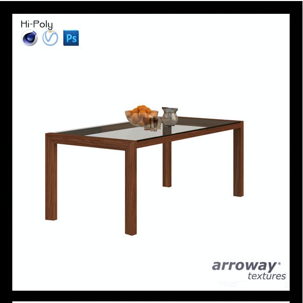 Triant Brown 536 Hi-Poly
