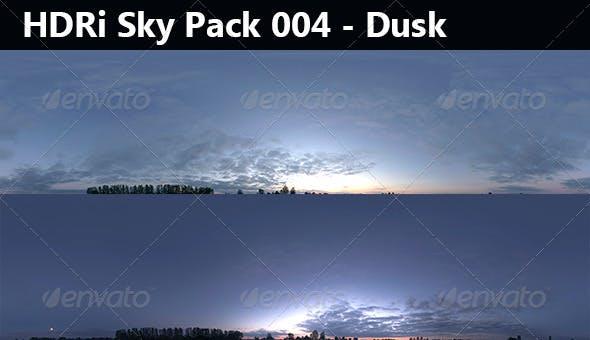 2 HDRi Sky pack 004 - Dusk 1 - 3DOcean Item for Sale