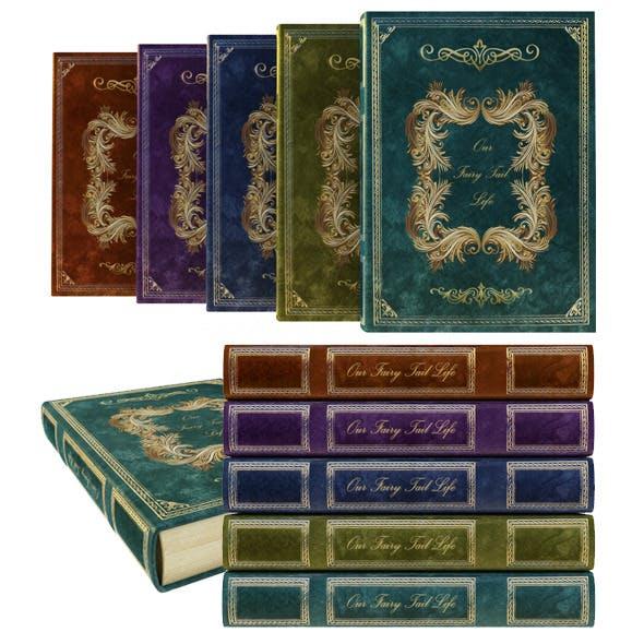 Books - 3DOcean Item for Sale