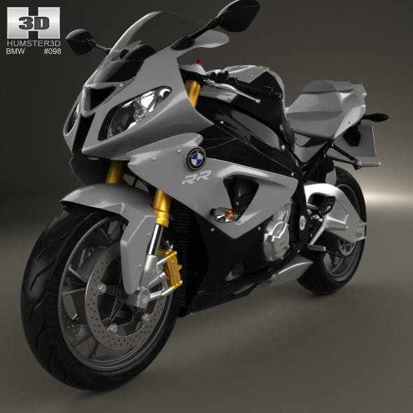 BMW S1000RR 2013 - 3DOcean Item for Sale