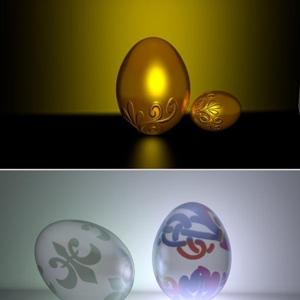 Eggs Set
