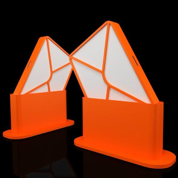 Concept Design Street mail Box 1 - 3DOcean Item for Sale