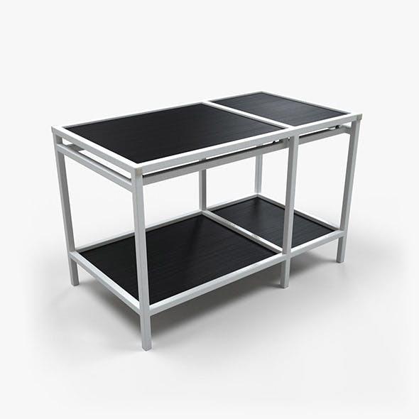 Target Audio TT2 HiFi Equipment Table - 3DOcean Item for Sale