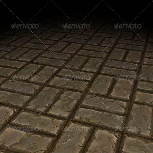 Stone Floor Texture Tile 03