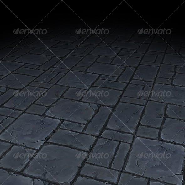 Stone Floor Texture Tile 04