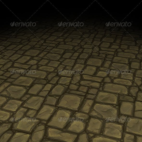 Stone Floor Texture Tile 07
