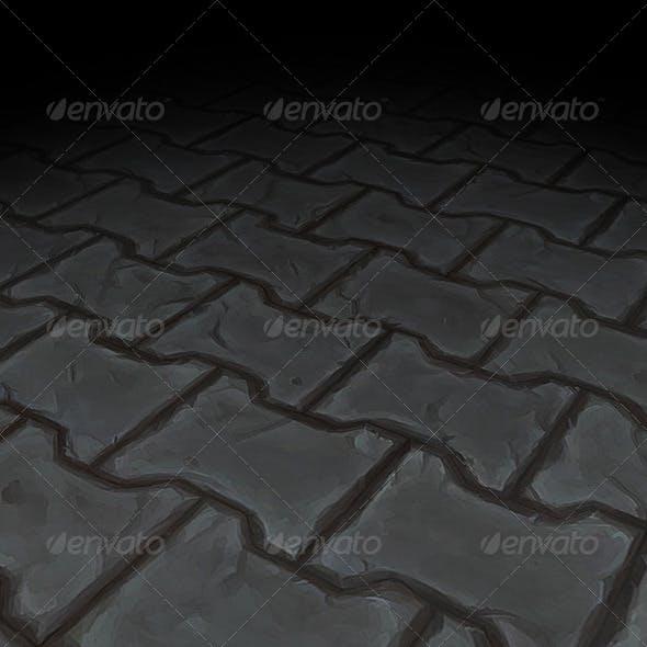 Stone Floor Texture Tile 08