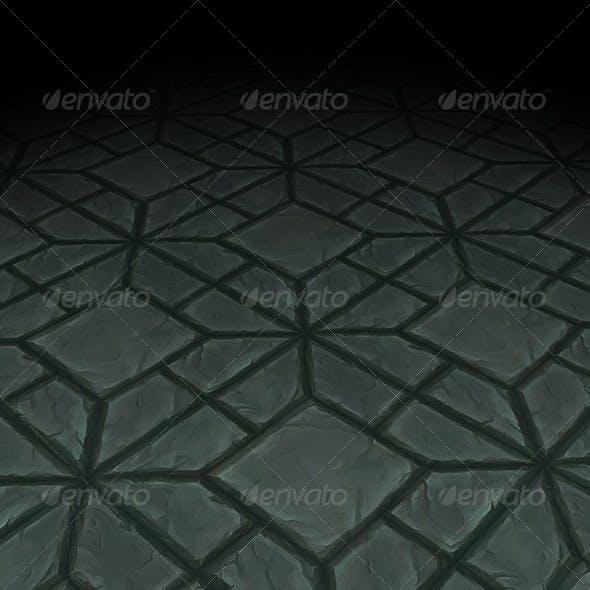 Stone Floor Texture Tile 10