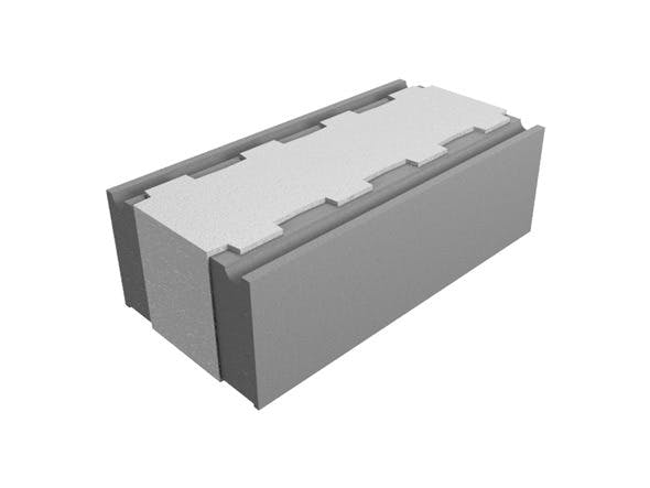Insulated Block Element - 3DOcean Item for Sale