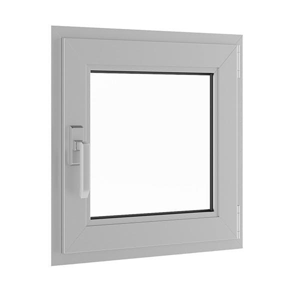Metal Window 620mm x 600mm