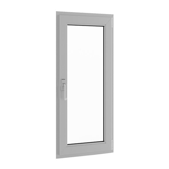 Metal Window 620mm x 1260mm - 3DOcean Item for Sale