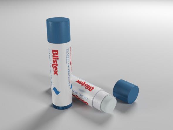 Lip Cream - 3DOcean Item for Sale