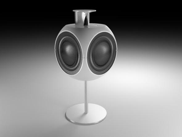 Beo Lab 3 Speaker - 3DOcean Item for Sale