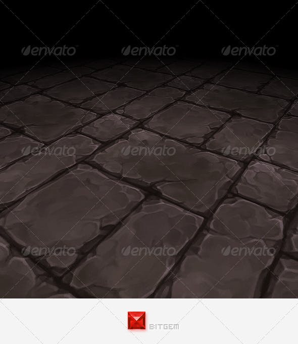 Floor Texture Tile 20 - 3DOcean Item for Sale