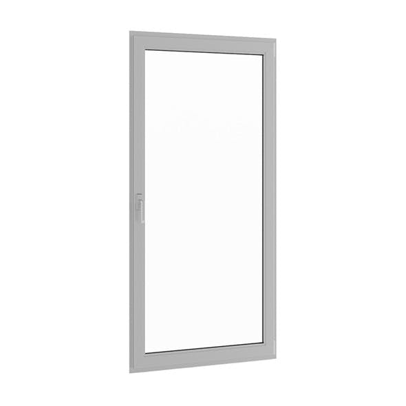 Metal Window 1140mm x 2100mm - 3DOcean Item for Sale
