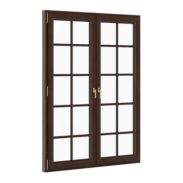Wooden Window 1730mm x 2300mm