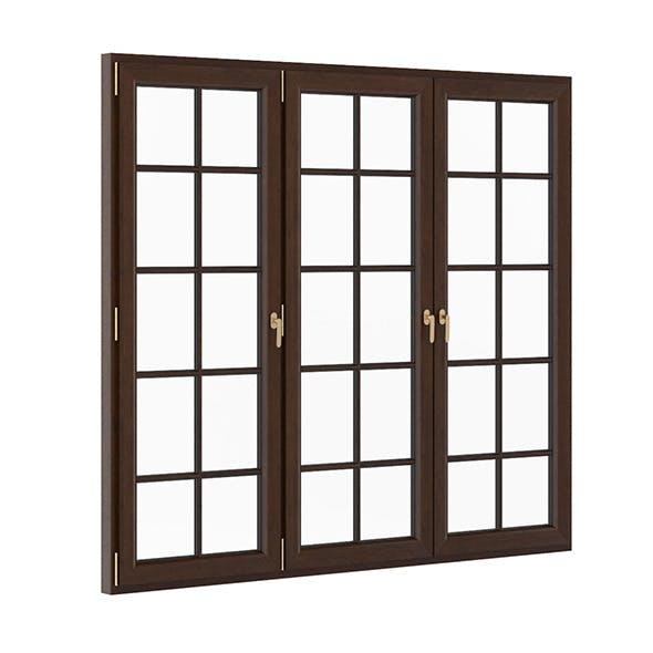 Wooden Window 2570mm x 2300mm