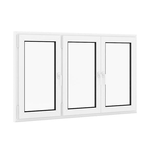 Plastic Window 1970mm x 1120mm - 3DOcean Item for Sale