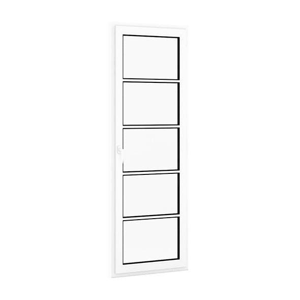 Plastic Window 900mm x 2400mm - 3DOcean Item for Sale