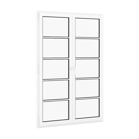 Plastic Window 1722mm x 2400mm - 3DOcean Item for Sale