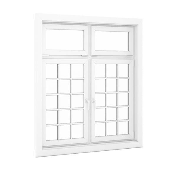 Plastic Window 1940mm x 2020mm