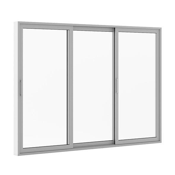 Sliding Metal Doors 3520mm x 2483mm