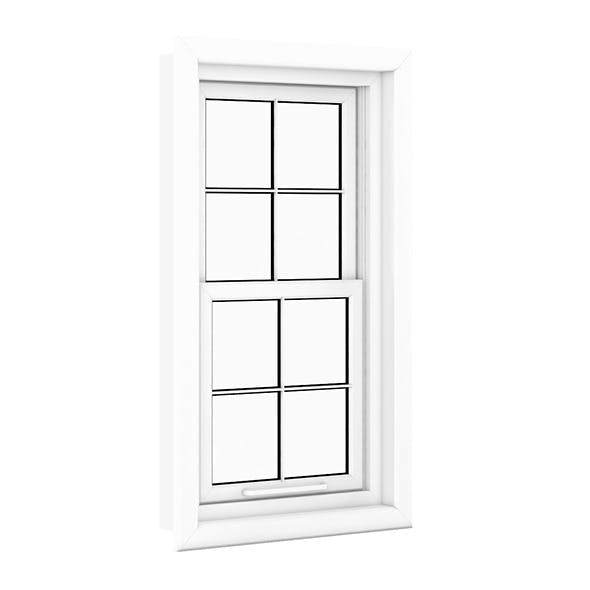 Plastic Window 960mm x 1660mm - 3DOcean Item for Sale