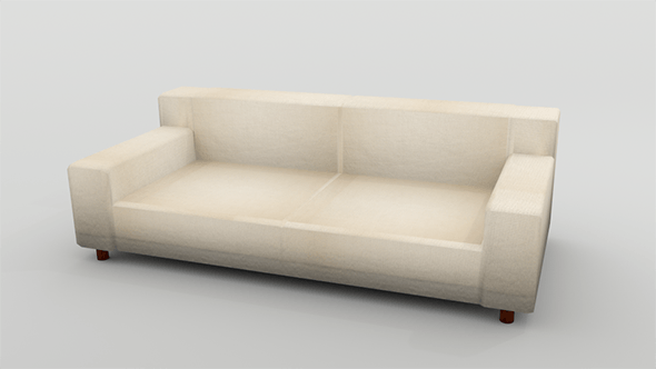 Couch - 3DOcean Item for Sale