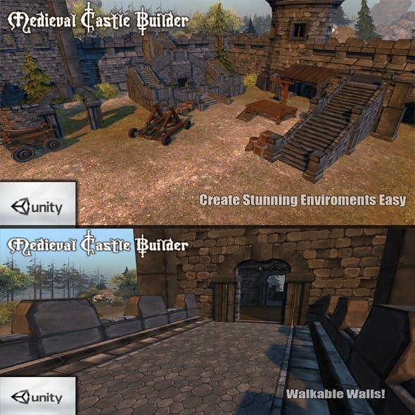 Medieval Castle Builder