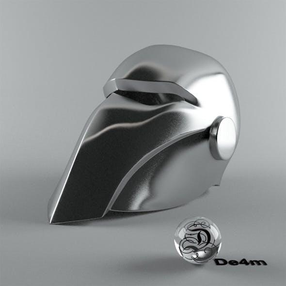 Smooth Helmet