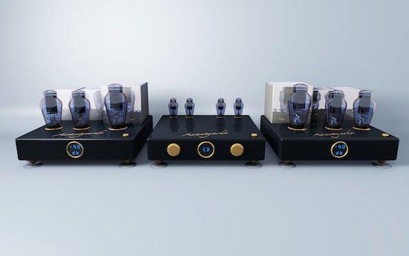 Avantgarde - High End Audio System - 3DOcean Item for Sale