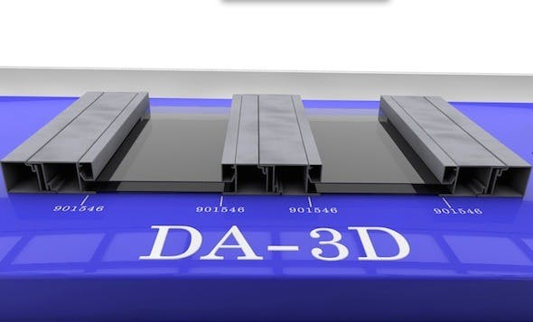11 Industry Standard Stainless Steel Profiles - 3DOcean Item for Sale