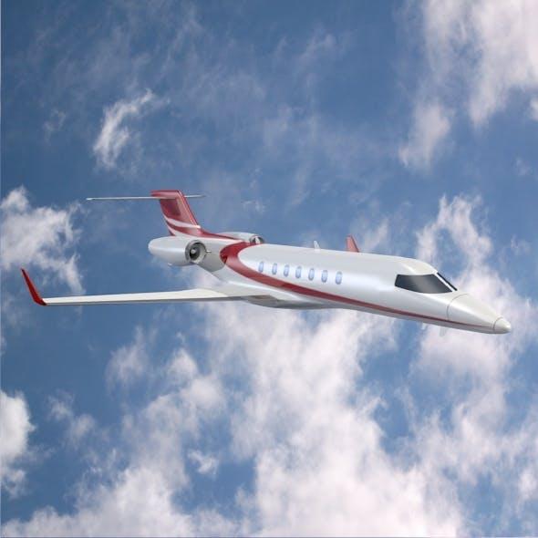 Bombardier Learjet 85 business jet - 3DOcean Item for Sale